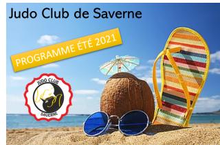 Image de l'actu 'Programme ETE Judo Club de Saverne'