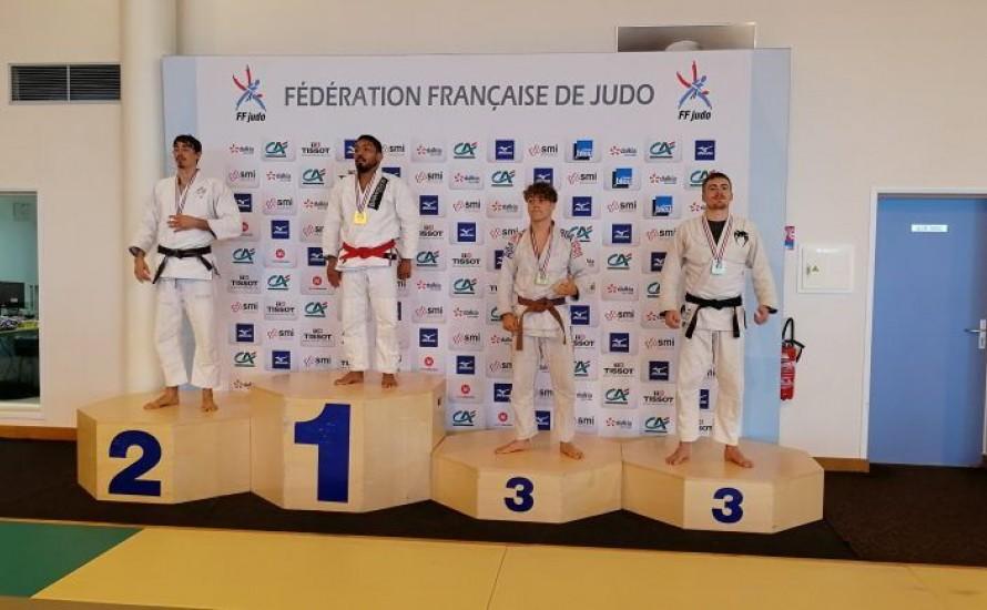 Championnat de france de judo NE-WAZA