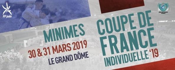 2019.03.30 Coupe de France Minimes VILLEBON