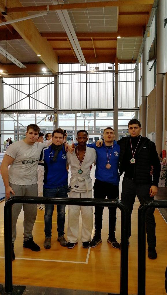 12/01/20 : Demi Finale du Championnat de France Ne Waza