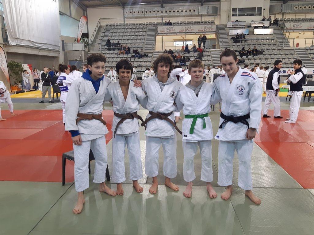 12/01/20 :Résultats tournoi de Belfort cadet(te)s